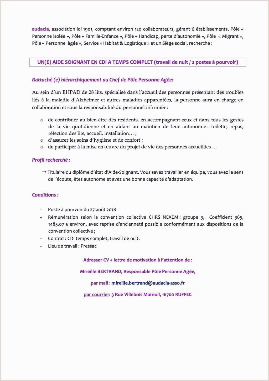 Exemple De Cv Licence Economie Et Gestion Maroc Pdf Exemple Lettre De Motivation Infirmier 19 Exemples D