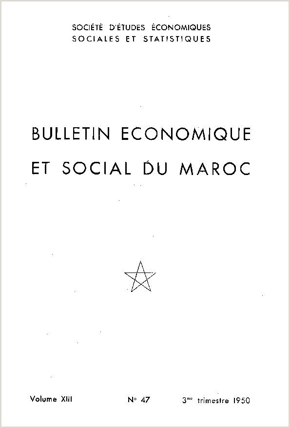 Exemple De Cv Licence Economie Et Gestion Maroc Pdf Pdf Bulletin économique Et social Du Maroc 29 Pdf
