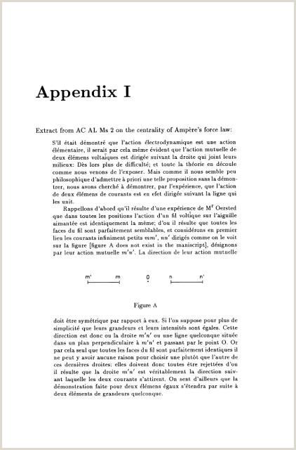 Exemple De Cv Licence Fondamentale Appendix I Springer