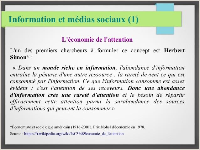 Exemple De Cv Lycée Veille Et Medias sociaux