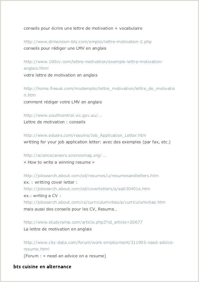Exemple De Cv Manutentionnaire Exemple Cv Bts Alternance Génial Exemple Lettre De