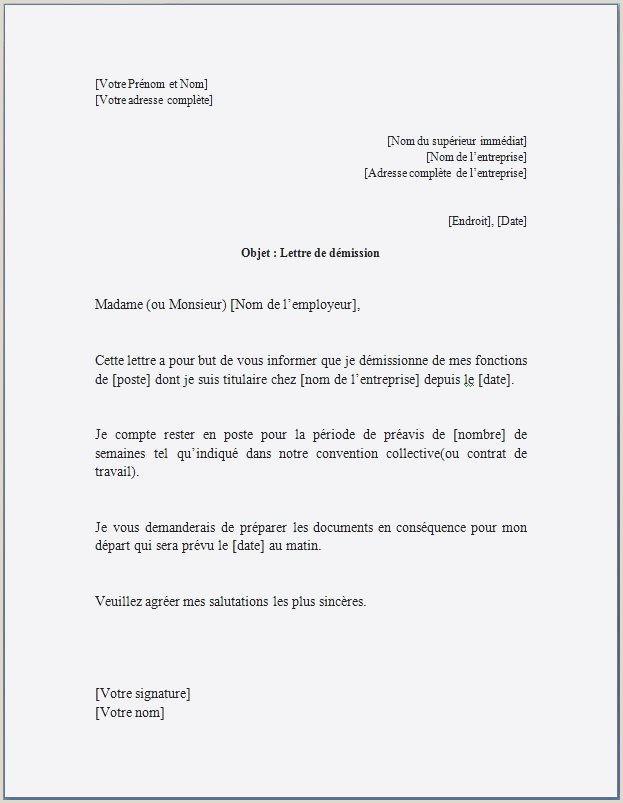 Lettre De Motivation Manutentionnaire