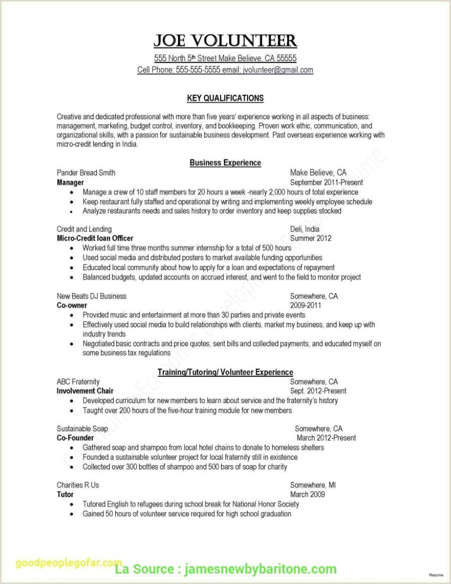 Idéal Lettre De Motivation Mcdo Simple 28 Idéal Exemple Cv