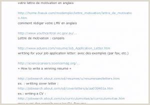 Exemple De Cv normal Exemple De Cv Simple Model Resume Sample Inspirational