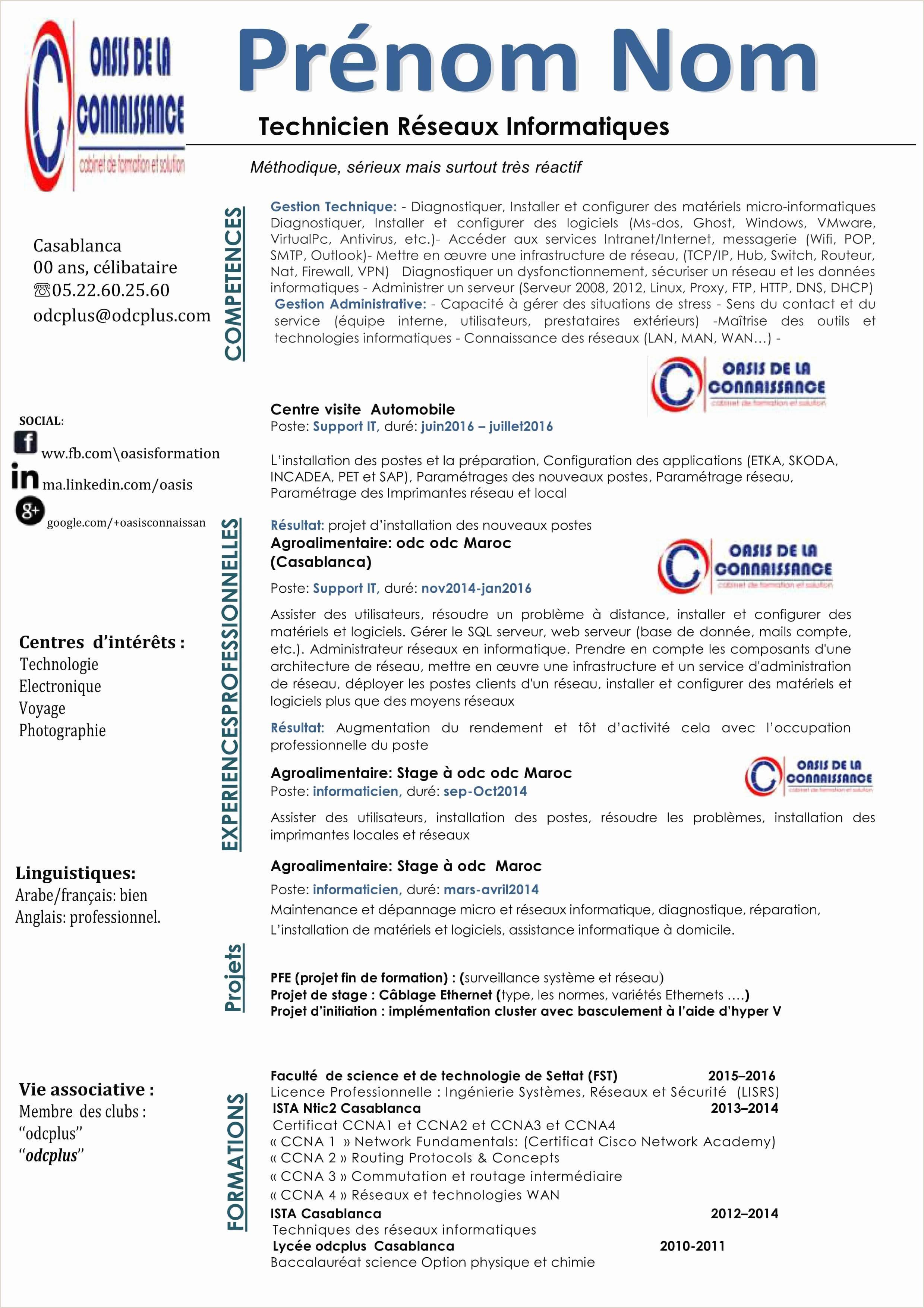 Cv Centre D Interet Nouveau Liste De Centre D Interet Pour