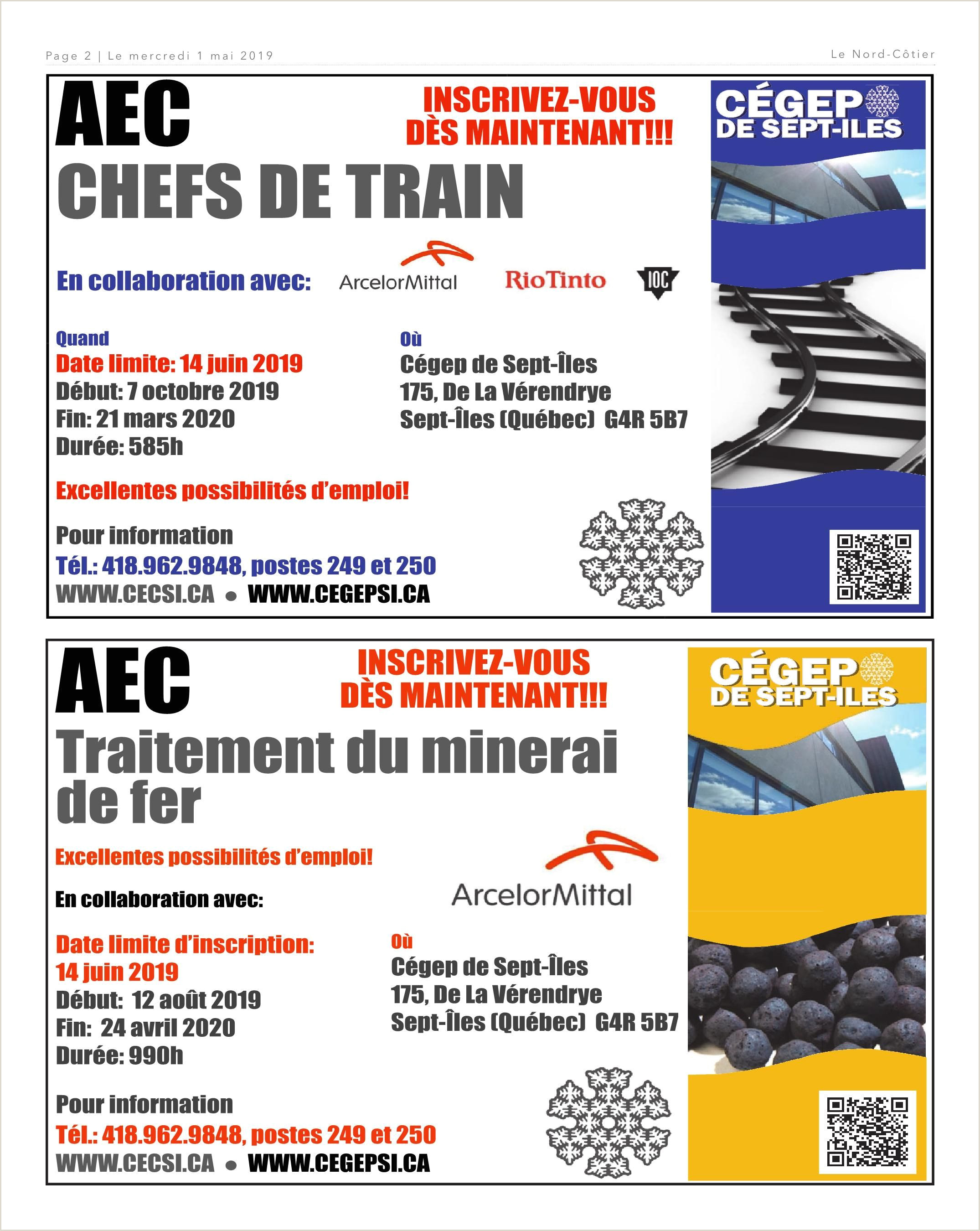 Exemple De Cv Nutritionniste Le nord C´tier 1er Mai 2019 Pages 1 40 Text Version