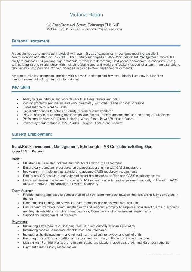 Exemple De Cv Office Manager 55 Inspirant Collection De Modele Cv Petence