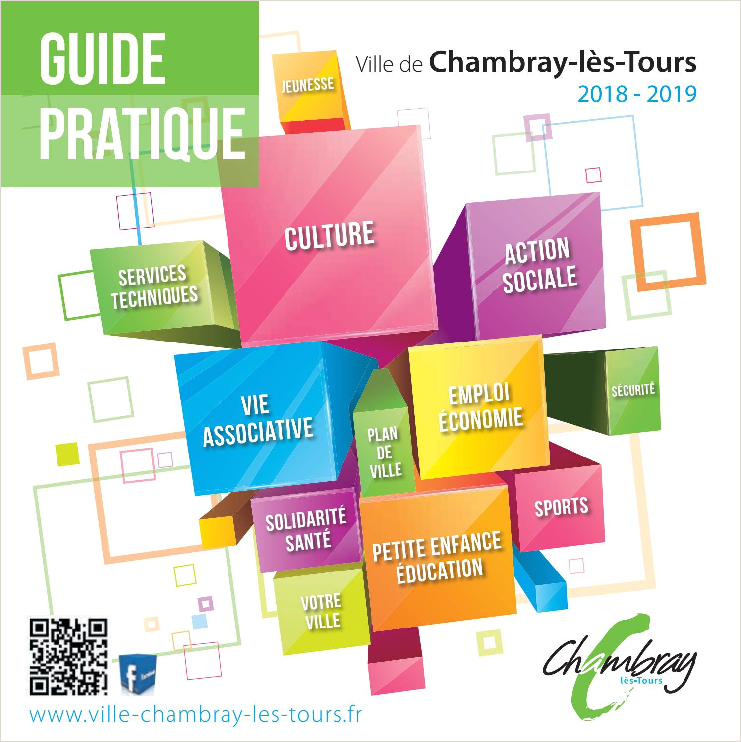Guide Pratique 2018 2019 by Ville Chambray l¨s Tours issuu