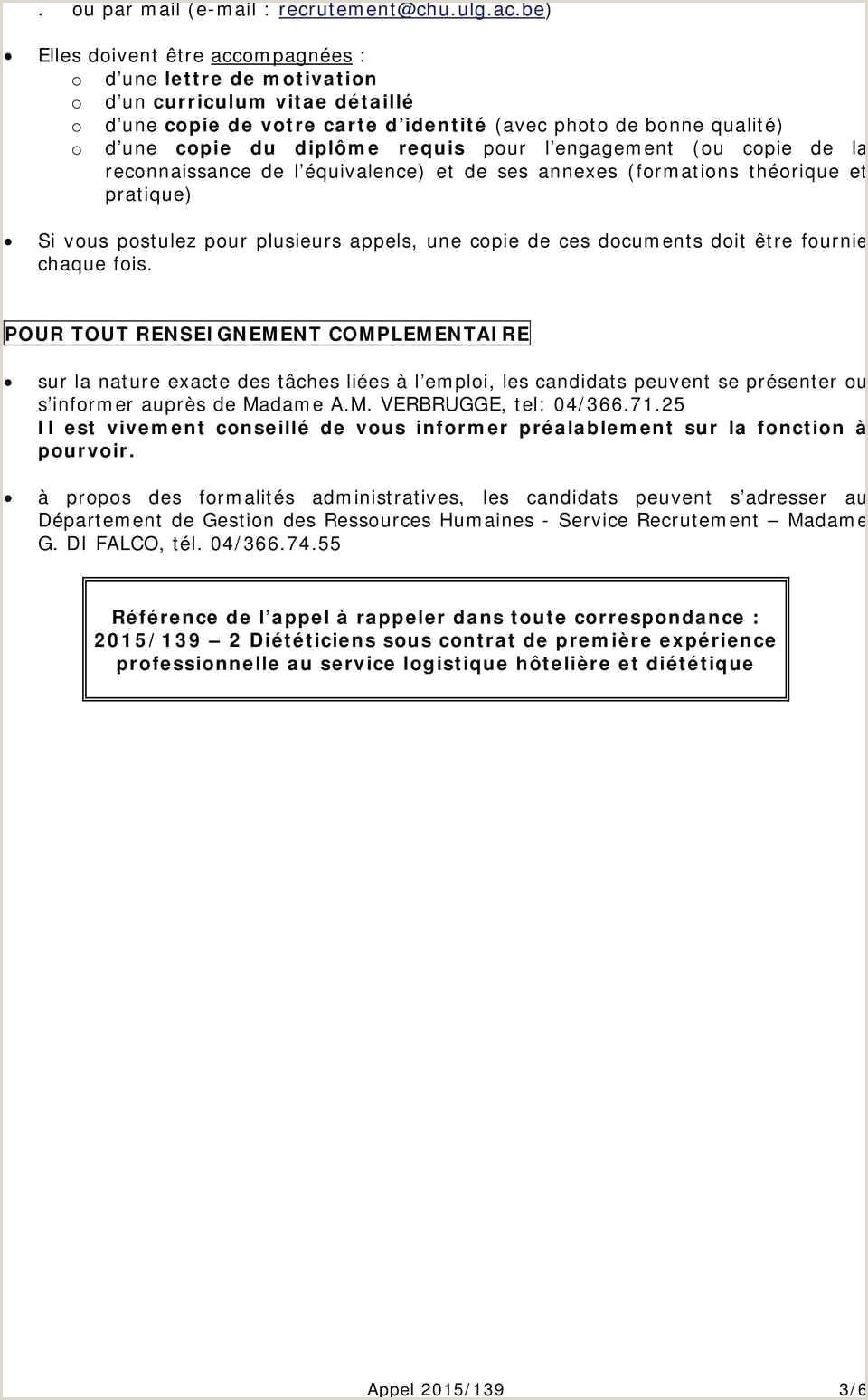 Exemple De Lettre En Word Les Meilleur Modele Cv Aide