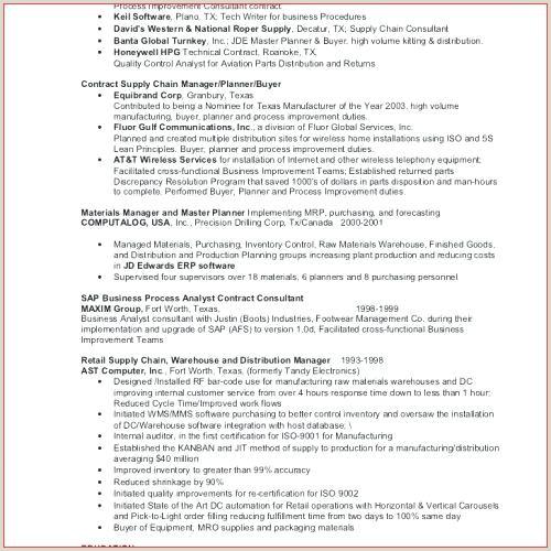 cv simple format pdf