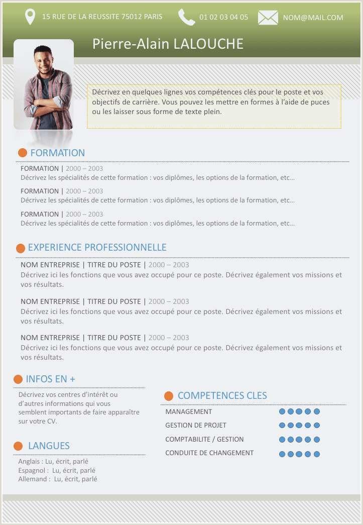 Exemple De Cv Tunisie Pdf Belle Inspiré 13 Exemple De Cv