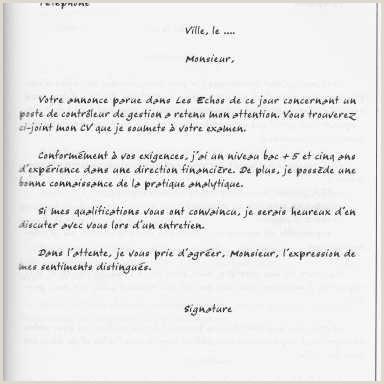 Vendeuse A Domicile Bijoux 100 Exemple Lettre De Motivation