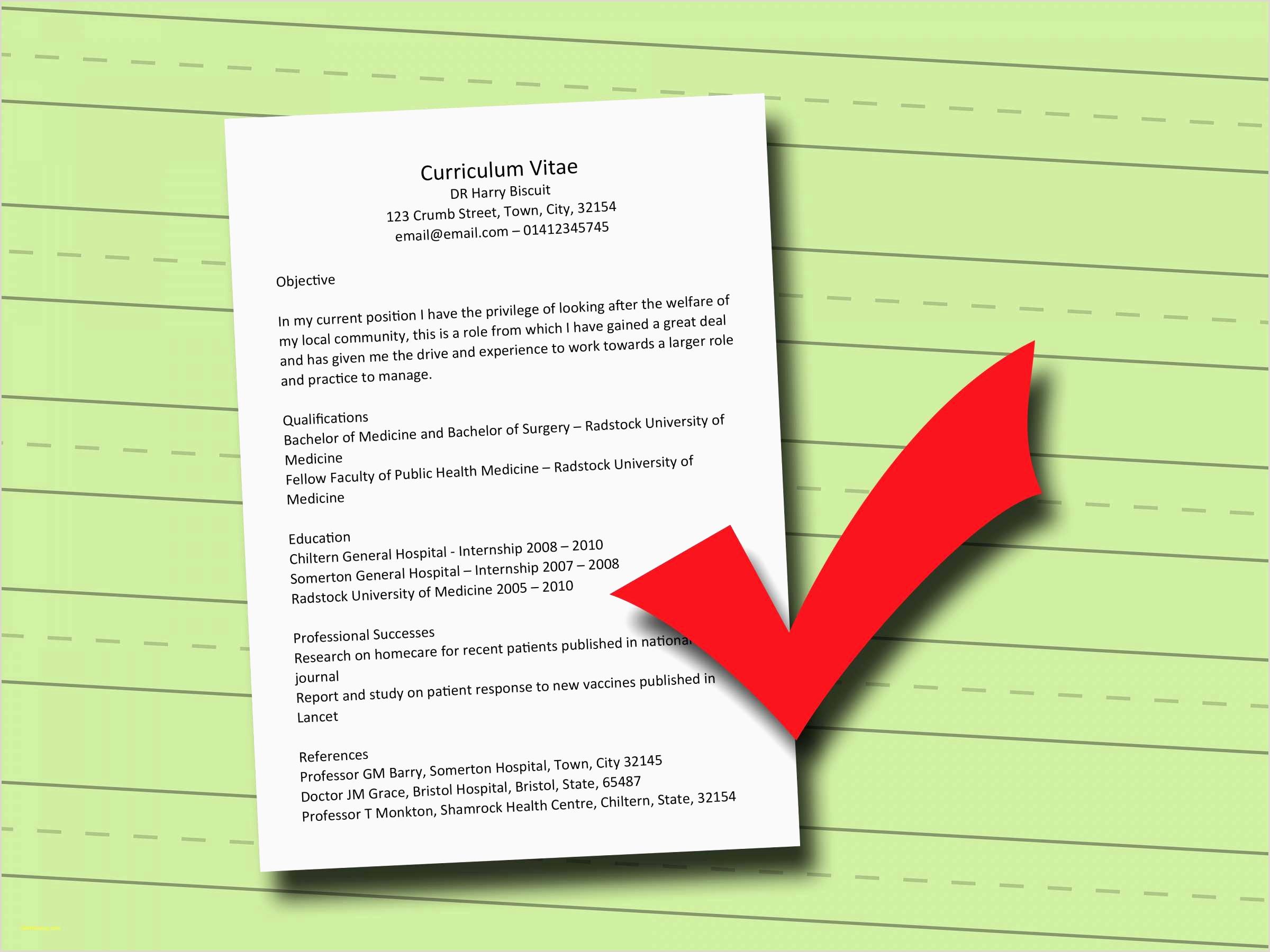 Exemple De Cv Professionnel Cv Professionel élégant Email Professionnel Exemple