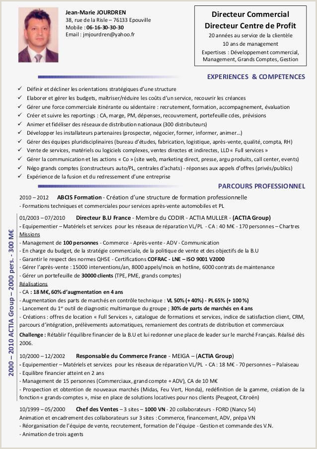 Exemple De Cv Qualiticien 15 Exemple Cv Responsable Qualite Wandlepark