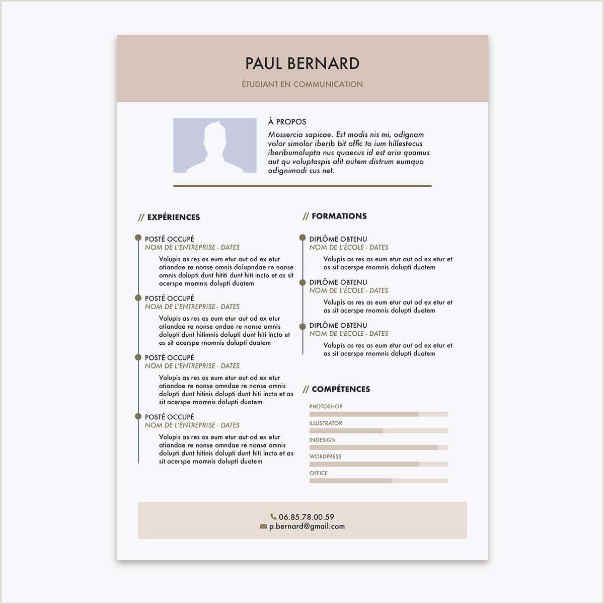 Exemple De Cv Qualiticien Exemple Cv Master Archives Iulitte