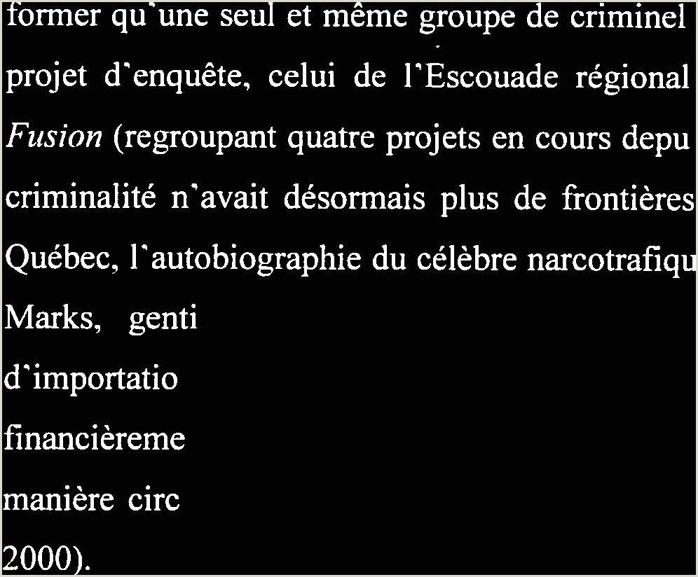 Exemple De Cv Québec Université De Montréal Pdf