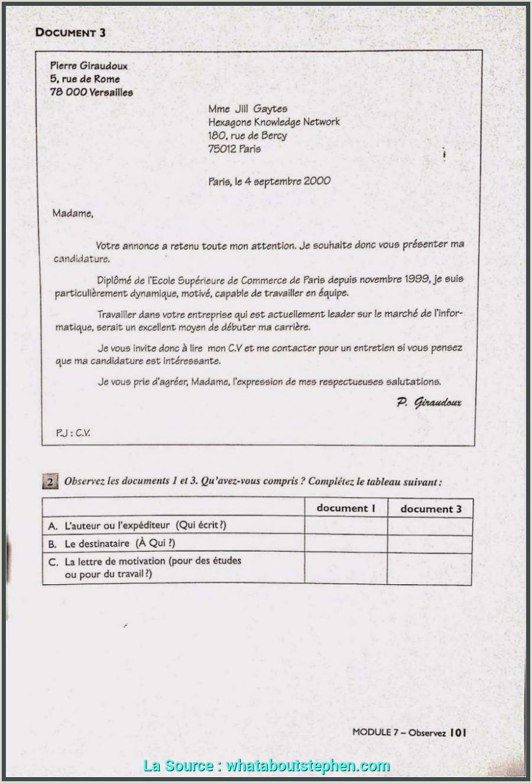 Exemple De Cv Receptionniste Hotel Achevée Lettre De Motivation Receptionniste Temps Partiel