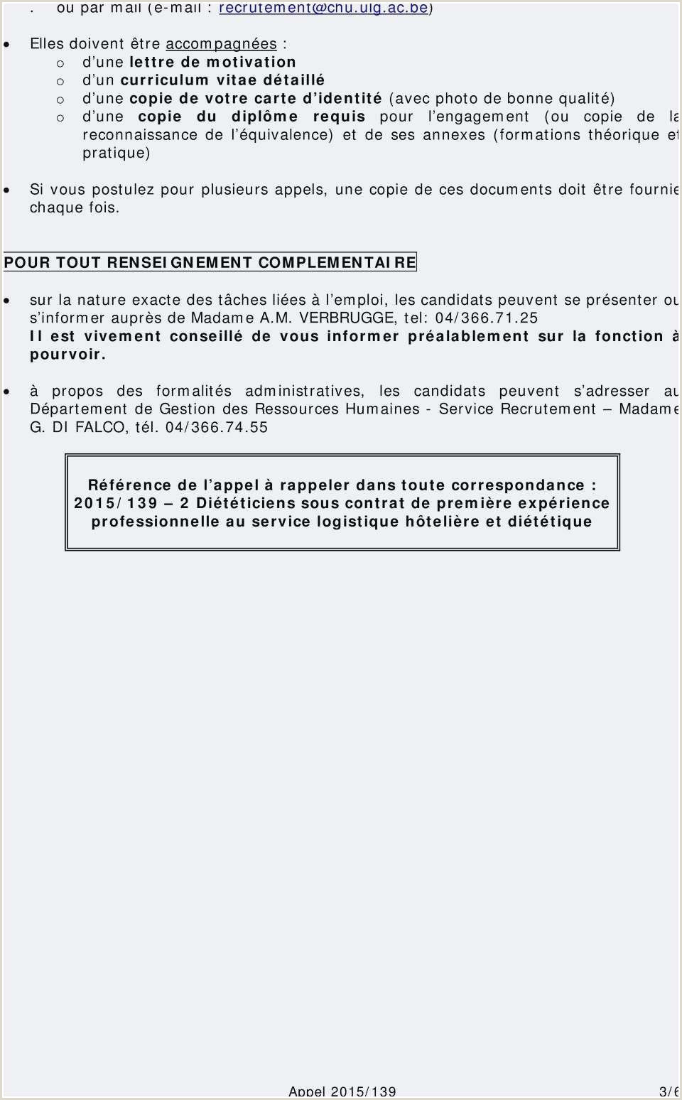 Exemple De Cv Receptionniste Hotel Exemple Cv Cuisinier Fv3 Le Meilleur De Lettre Motivation