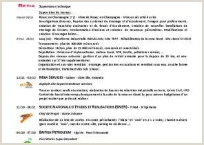 Exemple De Cv Responsable Logistique Brain Sa Page 54 Sur 74