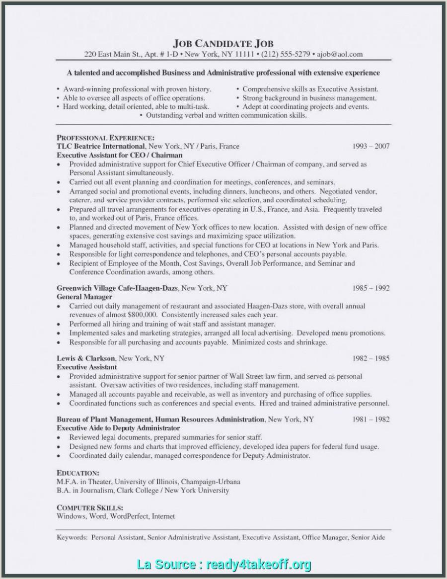 Exemple De Cv Ressources Humaines Et Communication Qualifié Modele Lettre De Motivation formation Gestionnaire