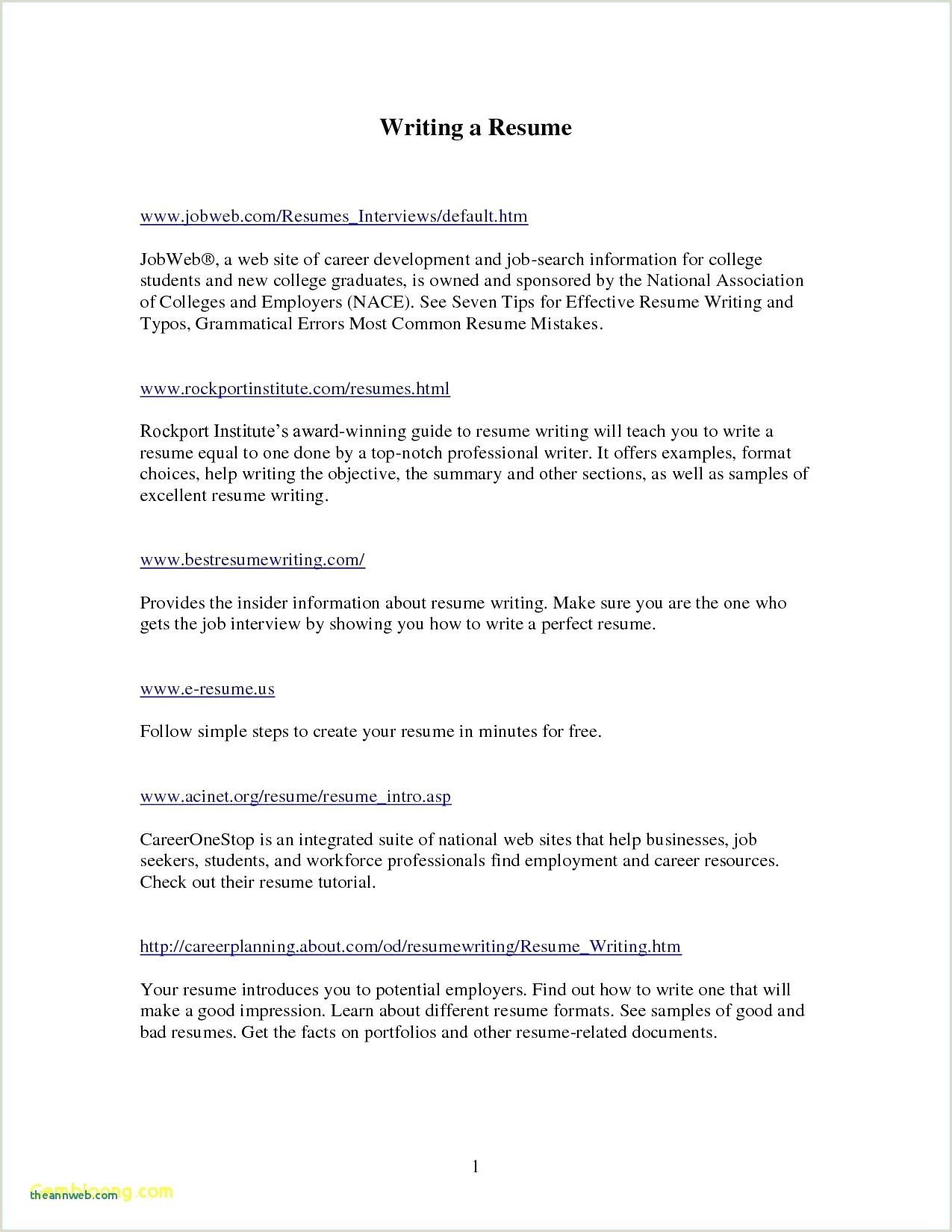 Exemple De Cv Simple Gratuit Pdf Exemple De Lettre De Motivation Pour Un Emploi Dans Une