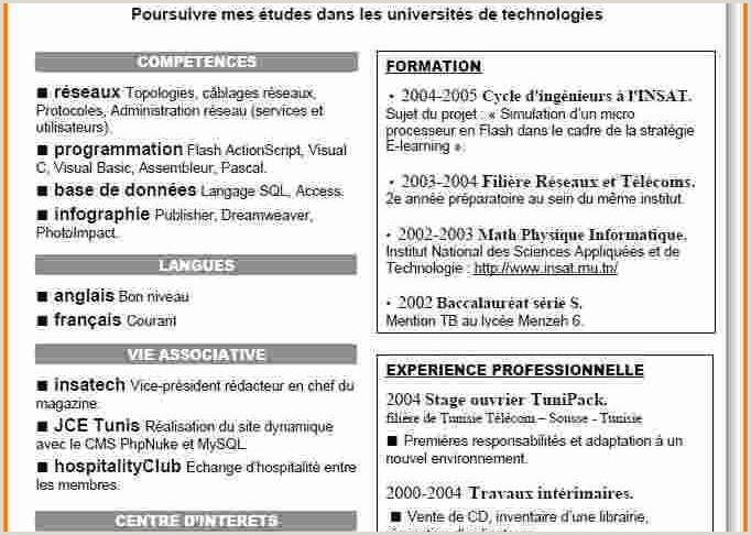 Exemple De Cv Tunisie Impressionnant Cve Router Reset