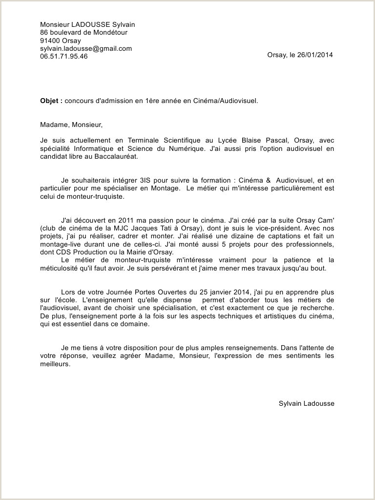 Exemple De Cv Tunisie Pdf Outline Exemple Lettre Exemple