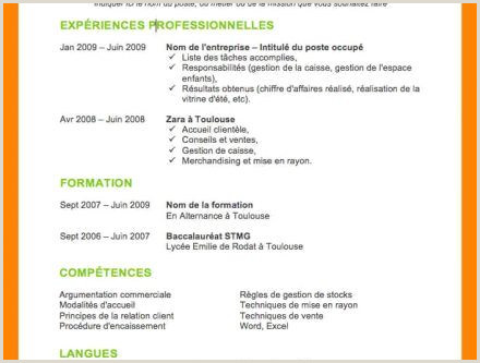64 Agréable Cv assistant De Direction petences