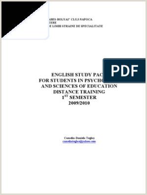 Exemple De Cv-uri In Limba Engleza Study Pack English 1 Eros