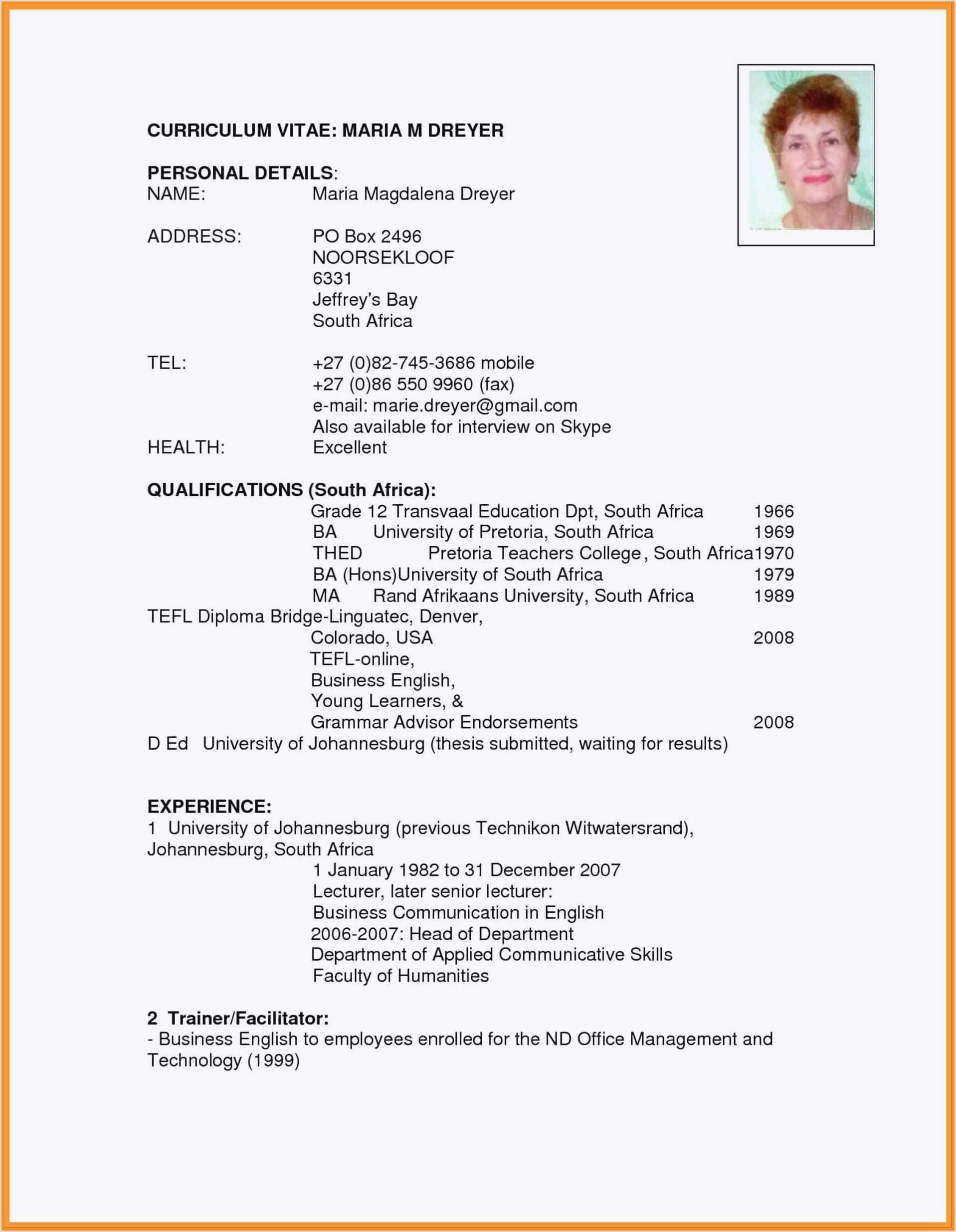 Exemple De Cv Vente Commerce Cv Merce Vente Génial Fresh Exemple Cv Vente – Larfll