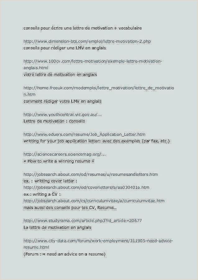 70 Exemple Lettre De Motivation Vendeur Pret A Porter