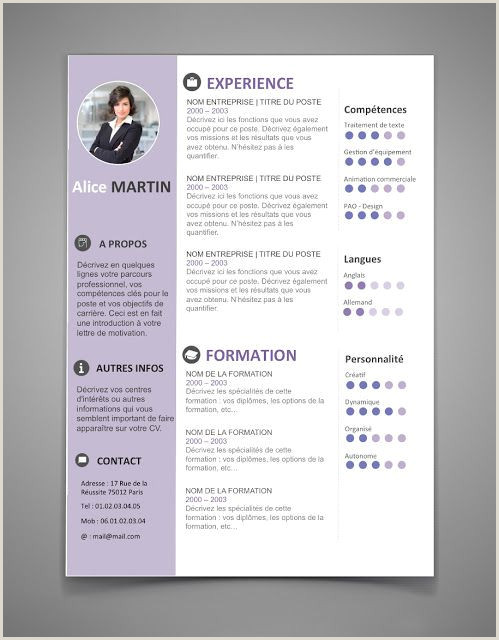 Modele Cv Gratuit Meilleur De the Best Resume Templates for