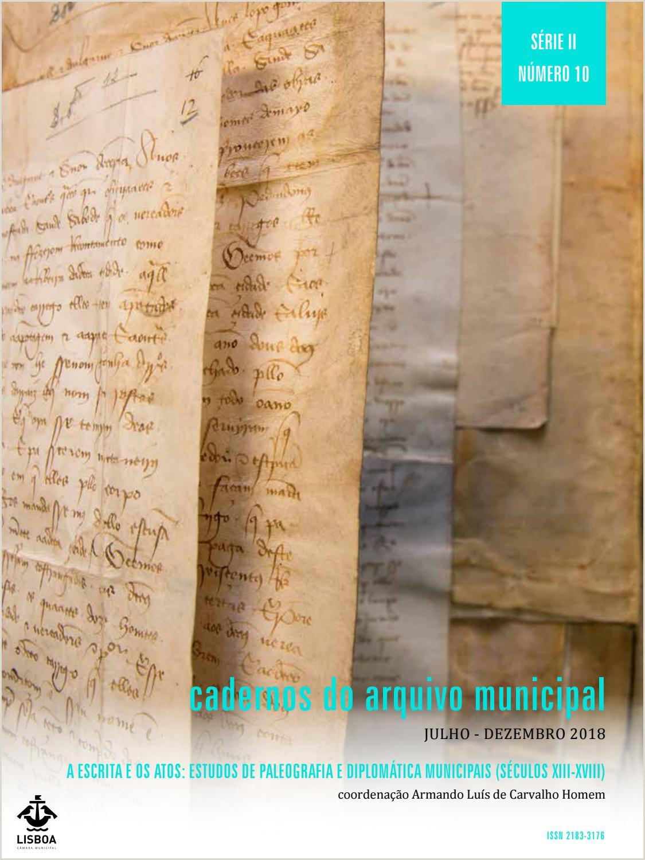 A Escrita e os Atos Estudos de Paleografia e Diplomática