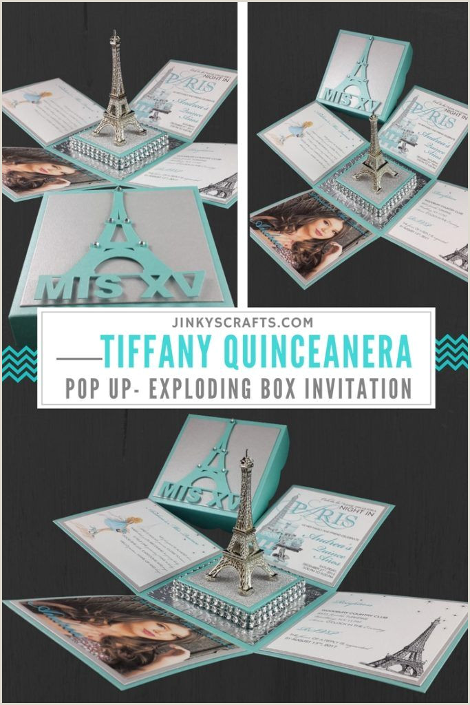 Explosion Box Template Exploding Box Invitation Template Free Tiffany Exploding Box