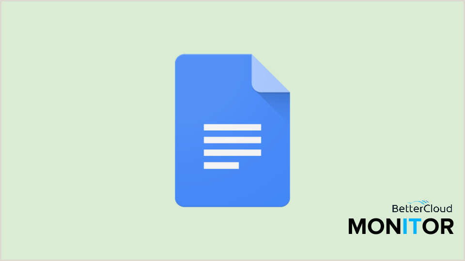 Facebook Template Google Docs Change the Default Font In Google Docs Bettercloud Monitor