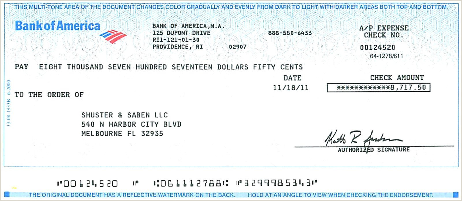 022 Printable Blank Check Template Pretend Checks Templates