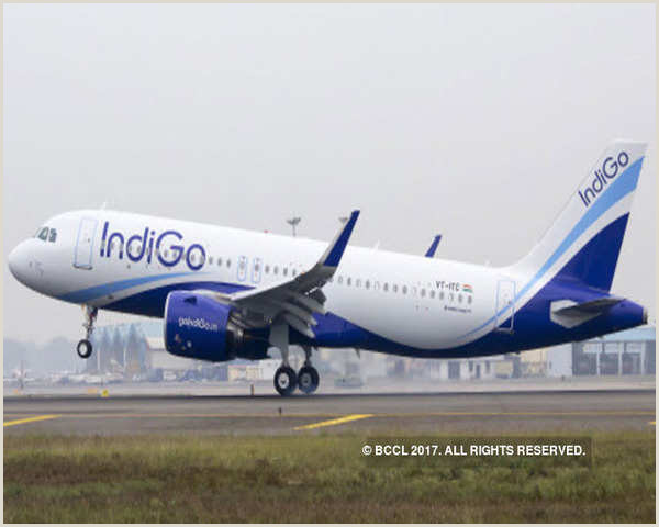 Fake Plane Ticket Confirmation Email Watch Indigo Flight Makes Emergency Landing at Ahmedabad after Engine Failure