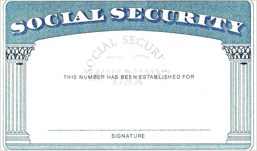 Fake social Security Card Template Download social Security Card Template software Free Download Psd