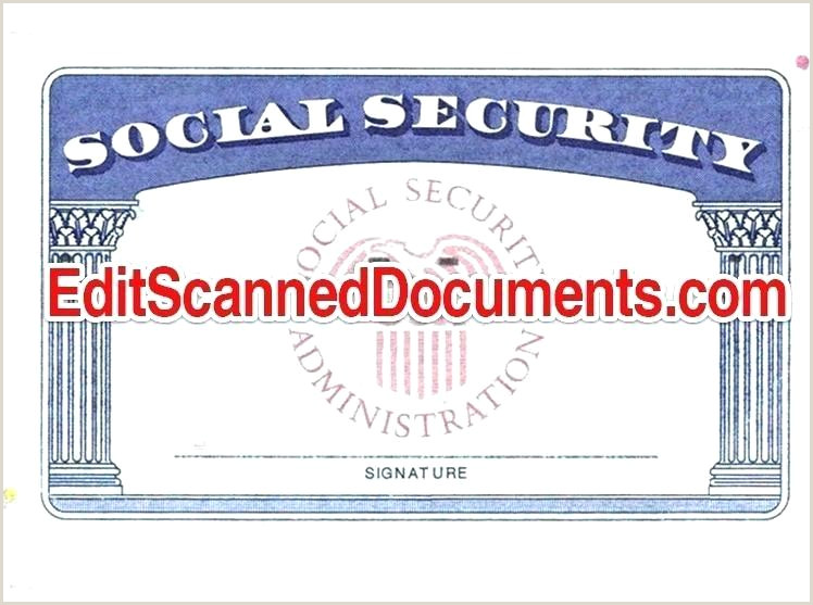 social security template – chanceinc