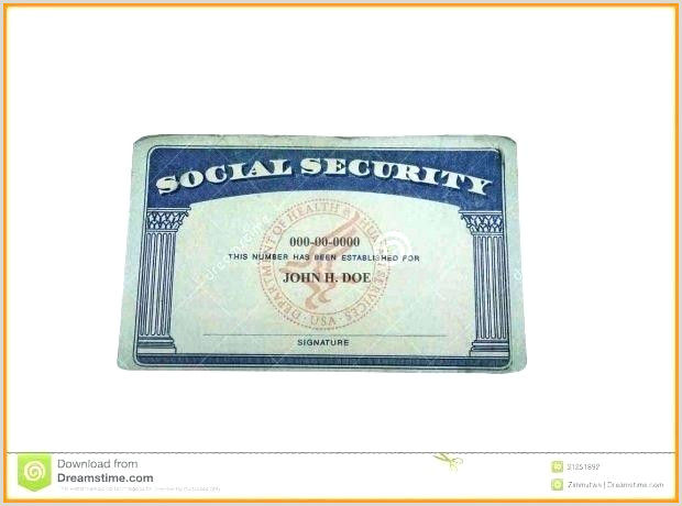 Social Security Template Work From Home Proposal Beautiful