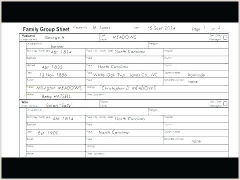 Free Family Tree Template Excel Printable Group Sheet Maker