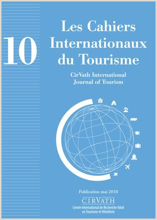 CirVath International Journal of Tourism 10 by Vatel issuu