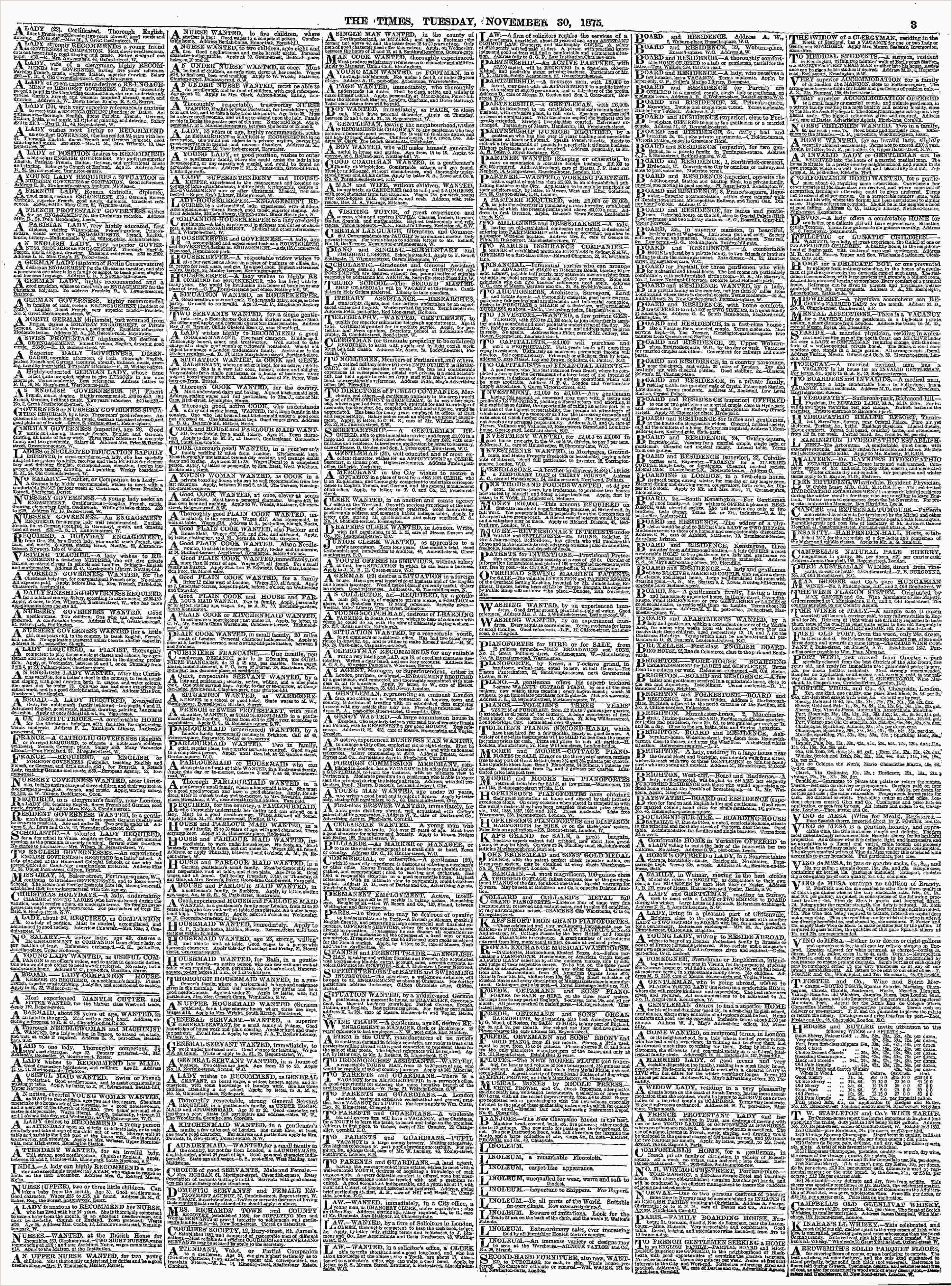 Archive Page Viewer November 30 1875