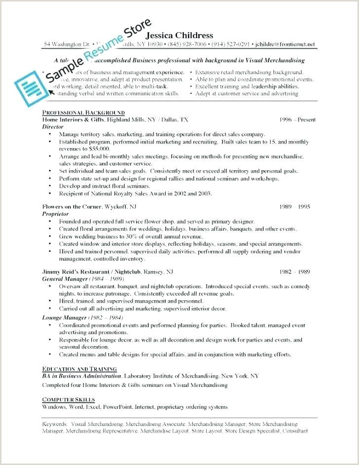 retail merchandiser sample resume – podarki