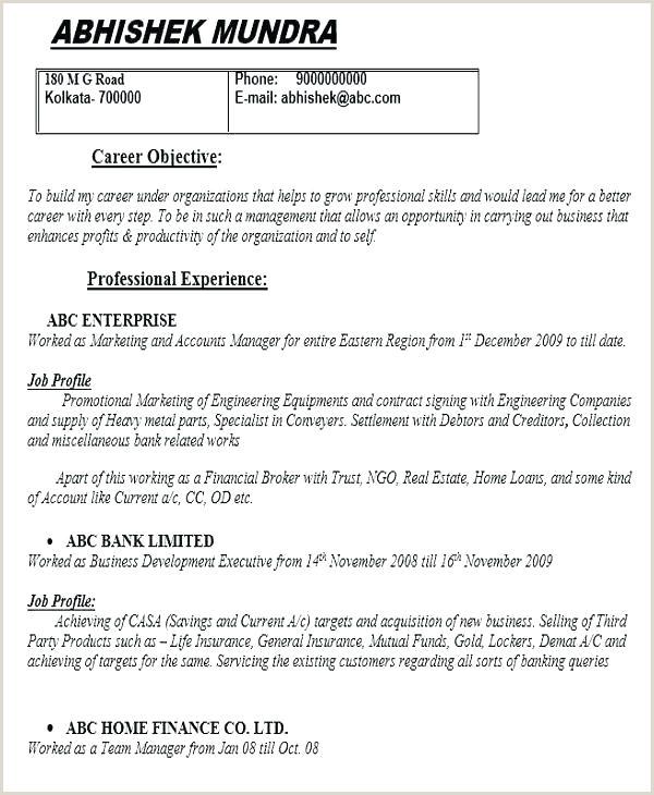 resume template retail – wikirian