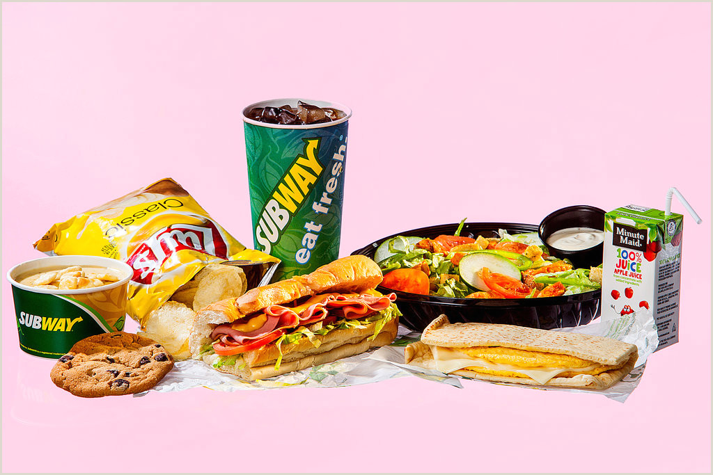 Fast Food Cover Letter What 2 000 Calories Looks Like the New York Times