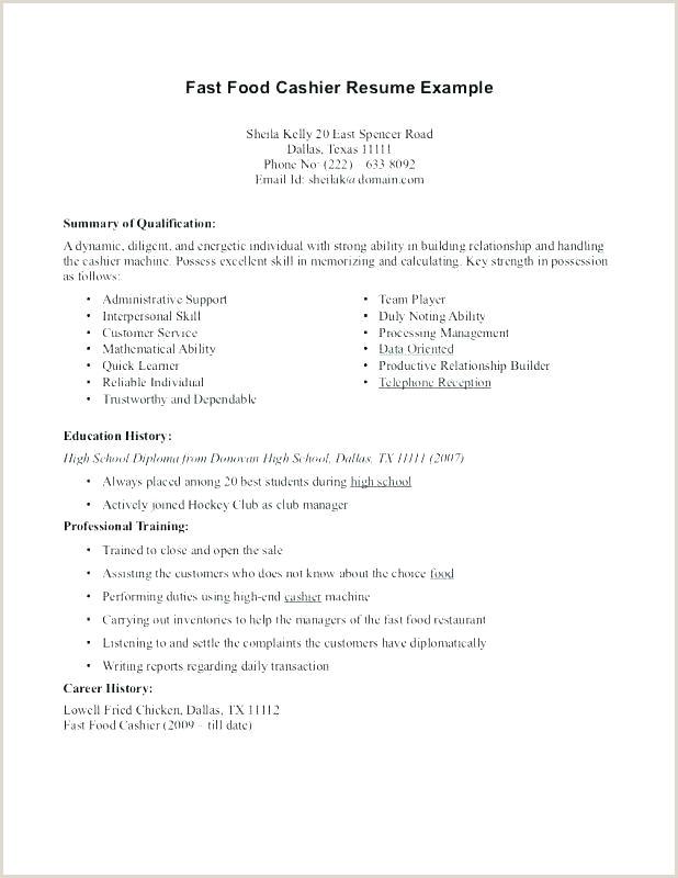 Cashier Job Description For Resume Regular Resume Cashier