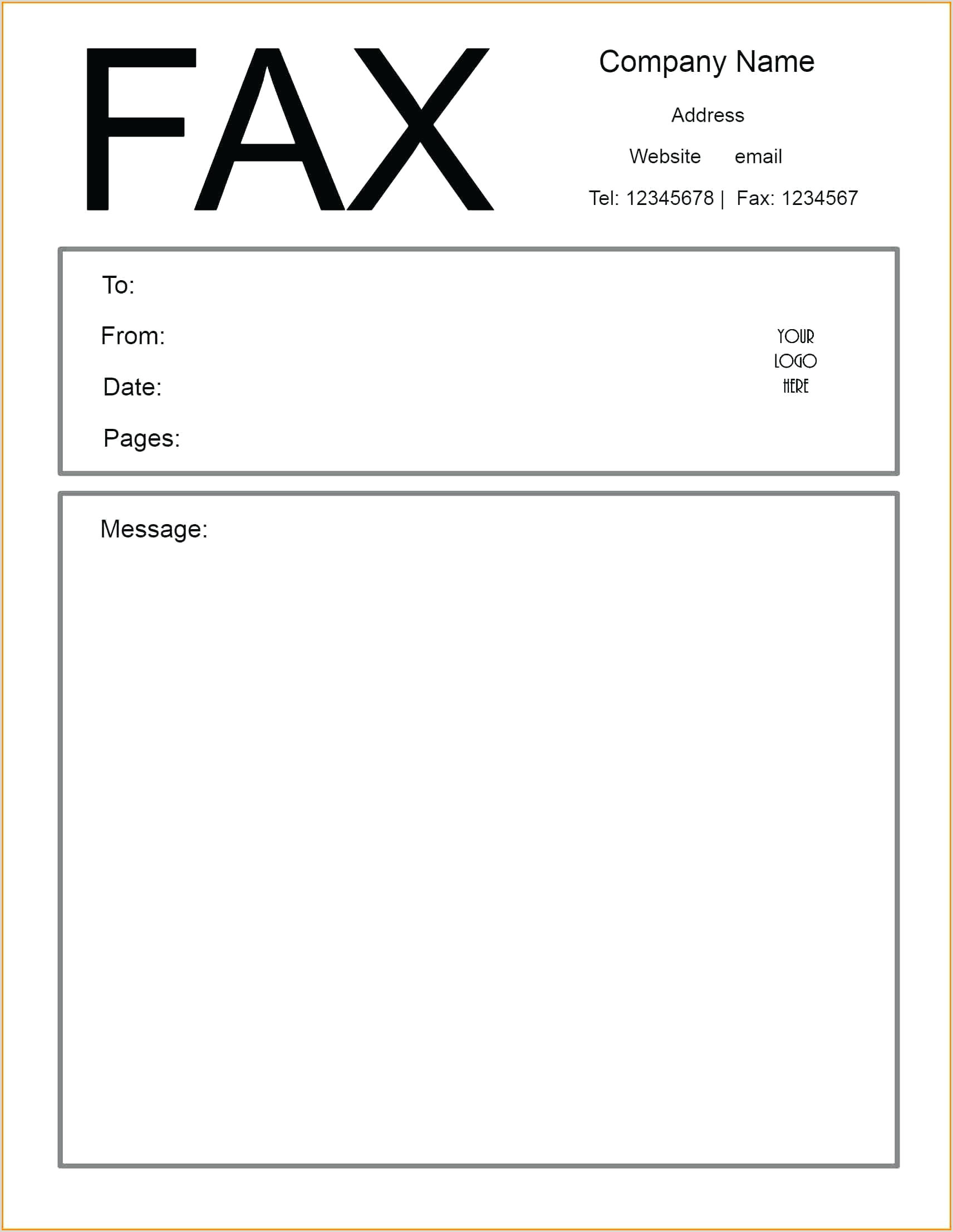 Fax Cover Sheet Apple Coversheet Template – Wovensheet