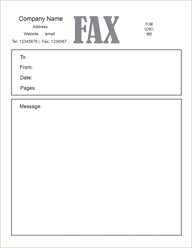 free fax cover sheet template – agarvain