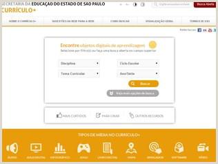 Plataforma Currculo oferece recursos digitais a
